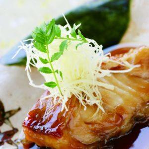 北海道きんきのお煮物
